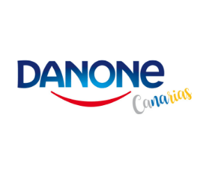 danone canarias logo
