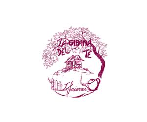 la cabaña del te logo