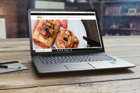 pagina web para tu restaurante