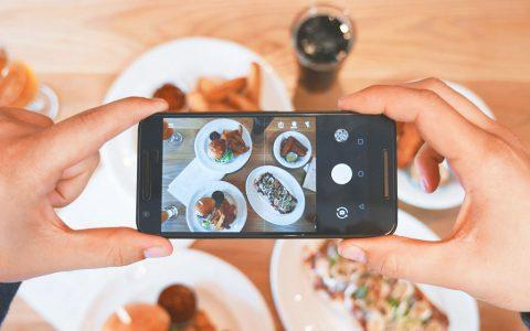 Instagram gastromarketing restaurantes