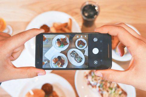 Instagram gastromarketing restaurantes