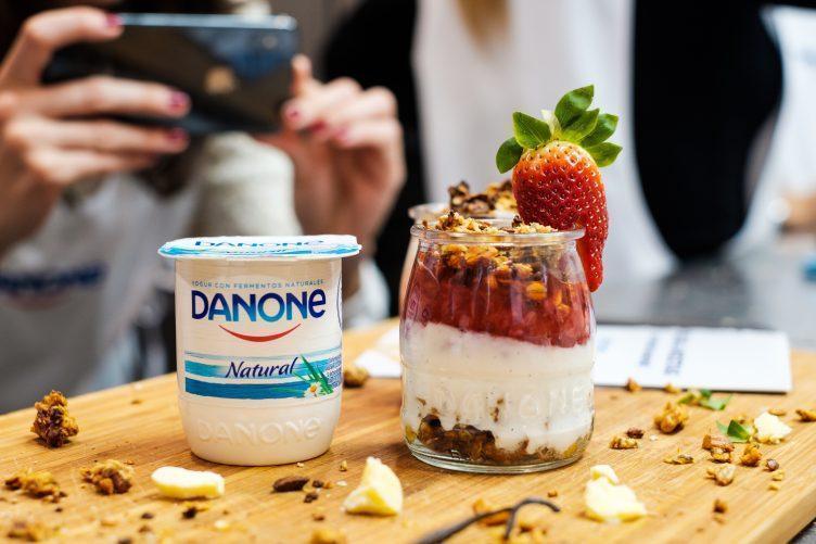 recetas yogur danone
