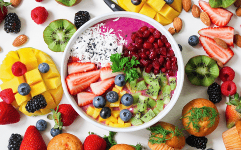 smoothie-bowls