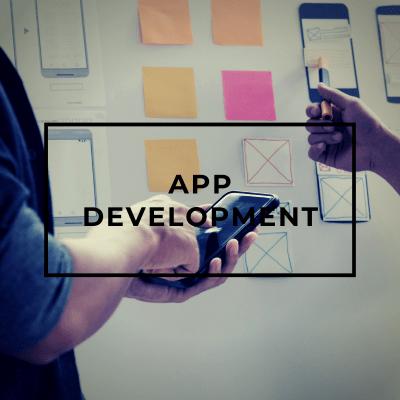 App Development hover