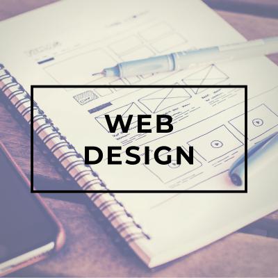 Web Design hover