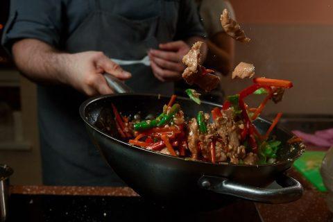Cocina internacional tradicional