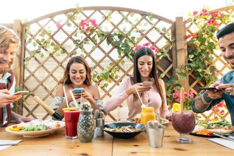 Marketing de influencers para restaurantes